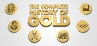 History gold bullion canada
