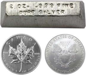 Canada Silver Bullion