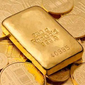 karat gold bars