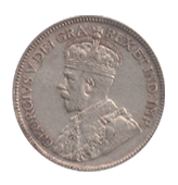 silver coin buyer Edmonton old coin image