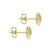 Gold Earings