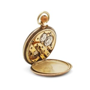 A Gold Filled Pocket Watch