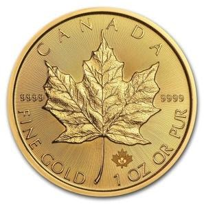 royal canadian mint gold maple 1oz pure gold