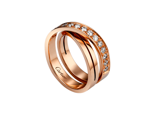 cartier ring value how much is it worth